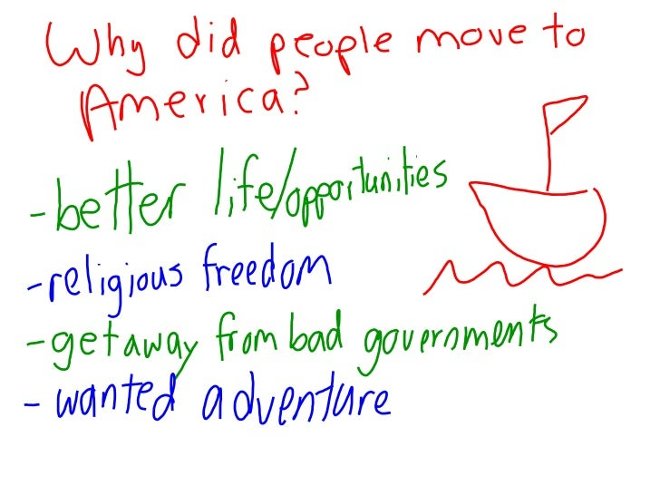 Immigration and urbanization notes