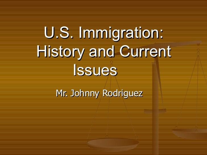 Immigration era