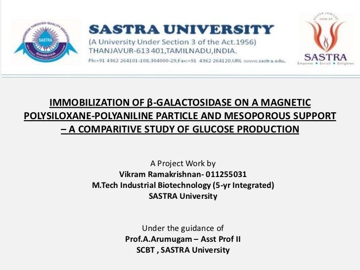 Immobilization of beta galactosidase.pptx