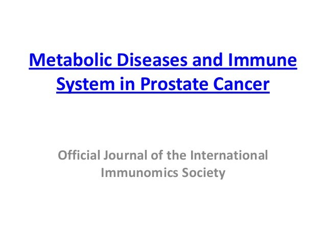 Immunome Research Journal