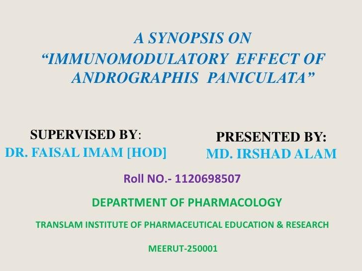 Immunomodulatory