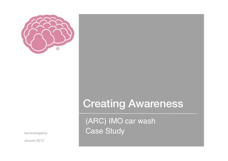 Case Study - (ARC) IMO Car Wash