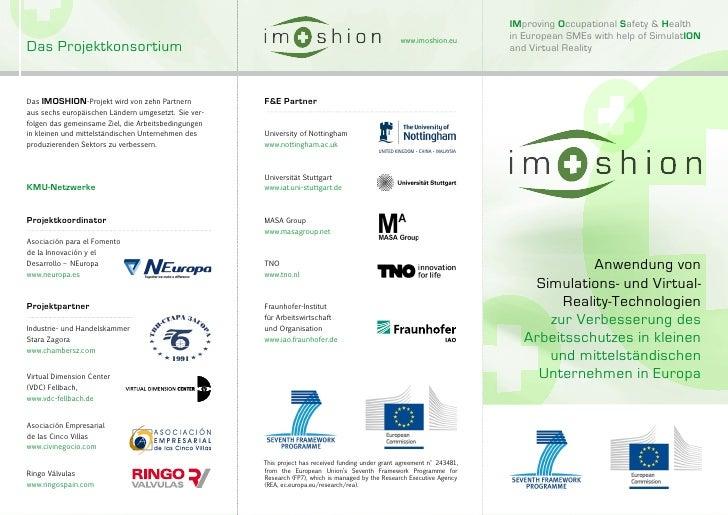 Flyer Projekt Imoshion