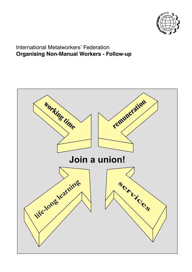Organising Non-Manual Workers – Follow-up                                                         Table of ContentsIntrodu...