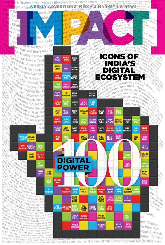Digital Power 100 list of India