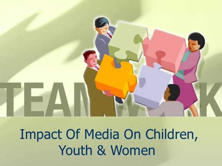 Media influence on teenagers