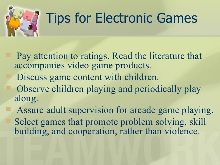 effect of electronic media on children Effects of electronic games on children experiments seek to establish cause-and-effect relationships by requiring some media (including electronic games.