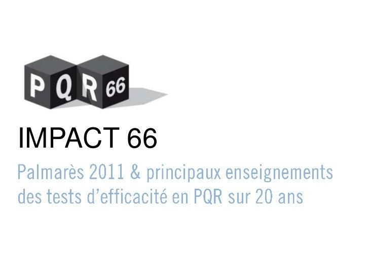 Impact 66 - 2011