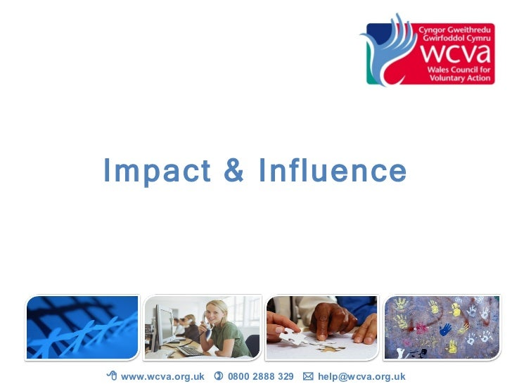 Impact and influence