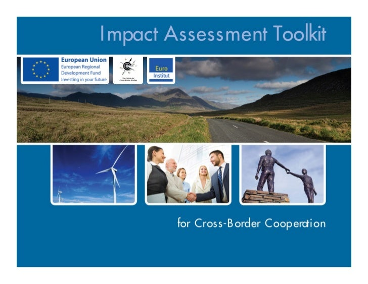 ContextEU 5th Cohesion ReportEU Commission Impact Assessment SystemEU Sustainable Development PolicyEU Territorial Co-oper...