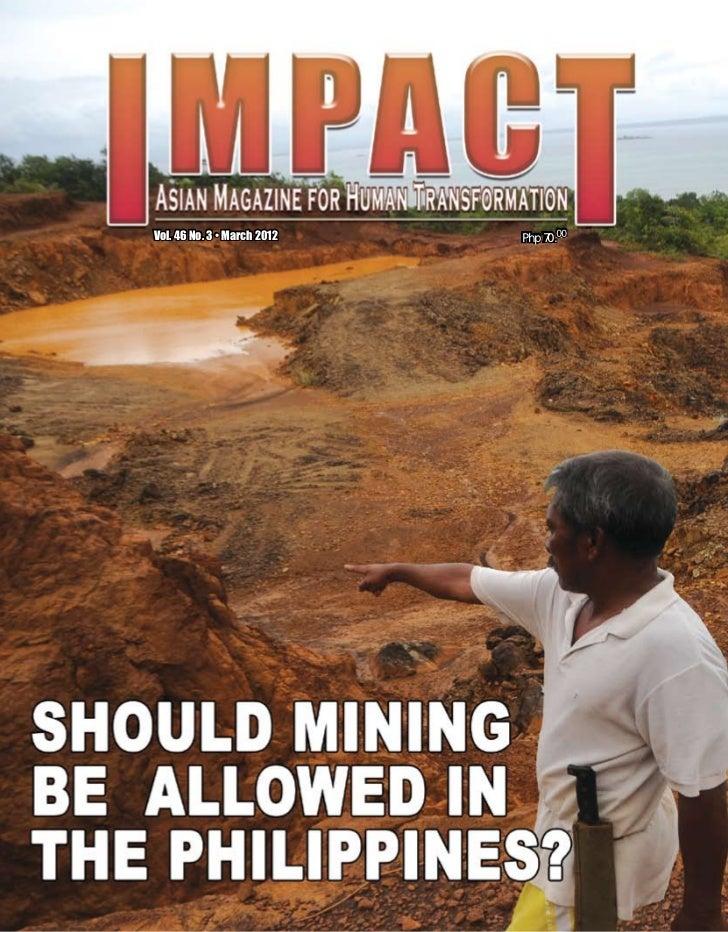 Impact Mining Vol46-n03