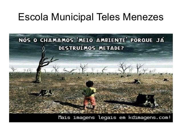 Escola Municipal Teles Menezes