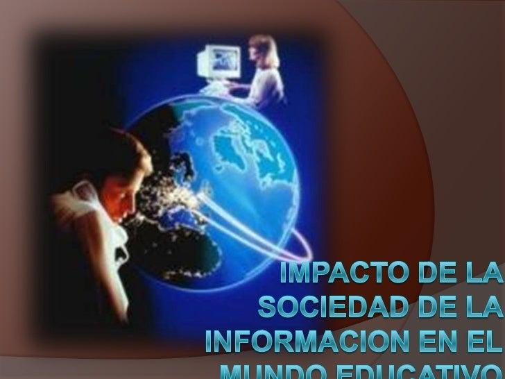 Las tecnologías de la información y la comunicación (TIC, TICs o         bien NTIC para Nuevas Tecnologías de la Informaci...