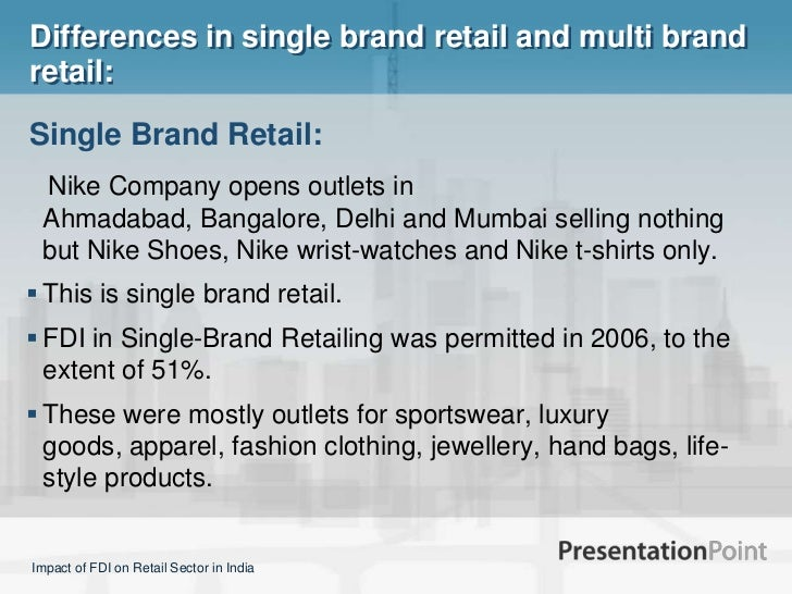 music retailing in india The opportunities and challenges of fdi in retail 15 types of retailing in india (a) foreign investors planning to enter specialty formats such as music.