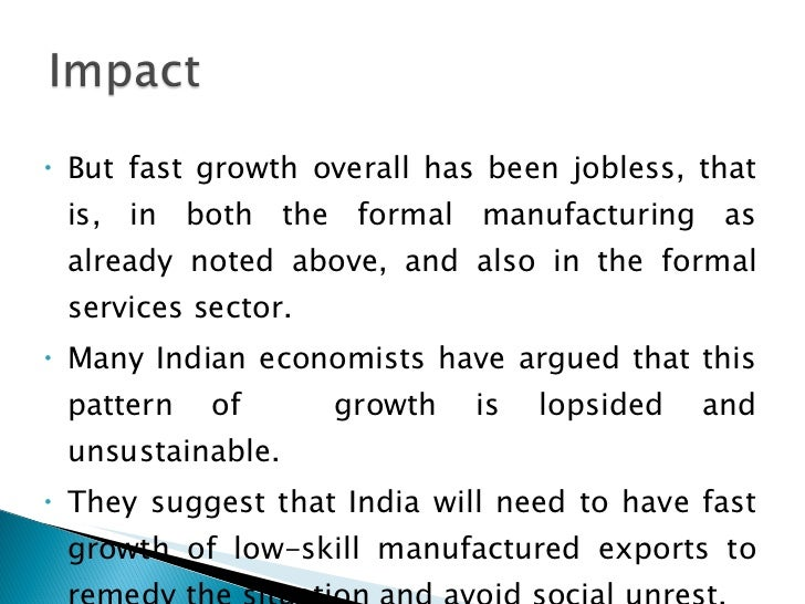 impact of globalization on indian economy essay This article is written like a personal reflection or opinion essay that states a globalization effects on india hard currency into the indian economy.
