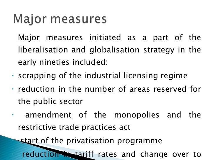 essay on globalization of indian economy