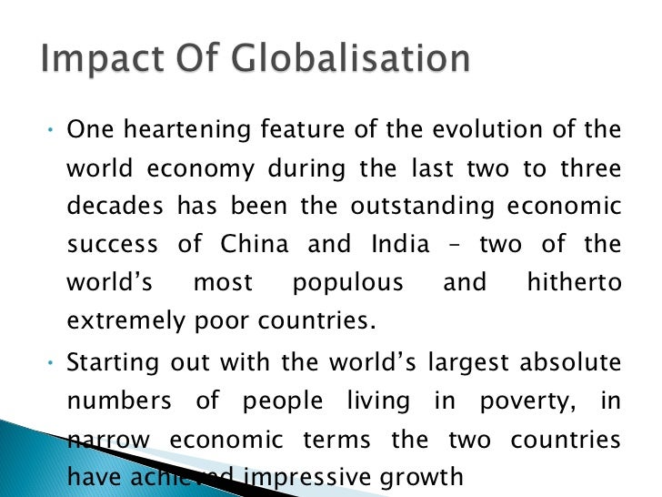 essay on globalization in indian economy Globalization has a phenomenon has altered human society drasticallythe article would bring about a greater understanding of the meaning of globalization, the spread of globalization and the impact of globalization on indian economy.