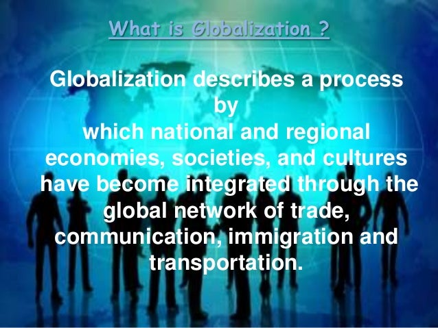 What is the future of globalization?
