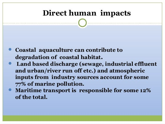 the effects of human activity on the environment Some of the effects of human activities on the environment include global warming, habitat destruction, land degradation, overpopulation, pollution and resource depletion these effects are a result of human activities such as intensive farming, overexploitation of minerals and natural resources.