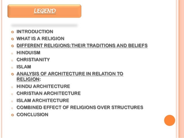 Religious Symbolism in Architecture of India.....?