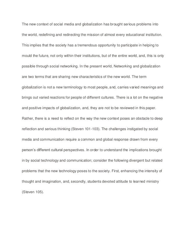 global communications worksheet essay Global communication is the second edition of the book therefore,  phdessay is an educational resource where over 40,000 free essays are collected.