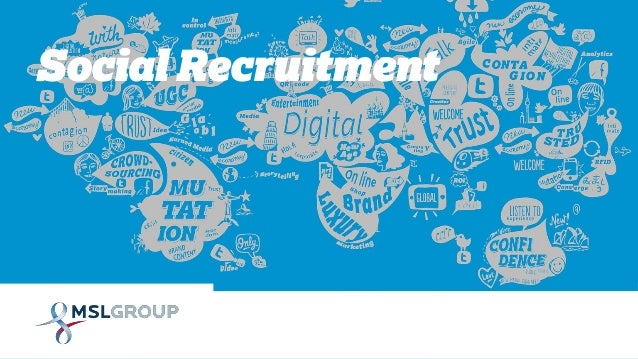 Impact Of Social Recruitment & Employer Branding