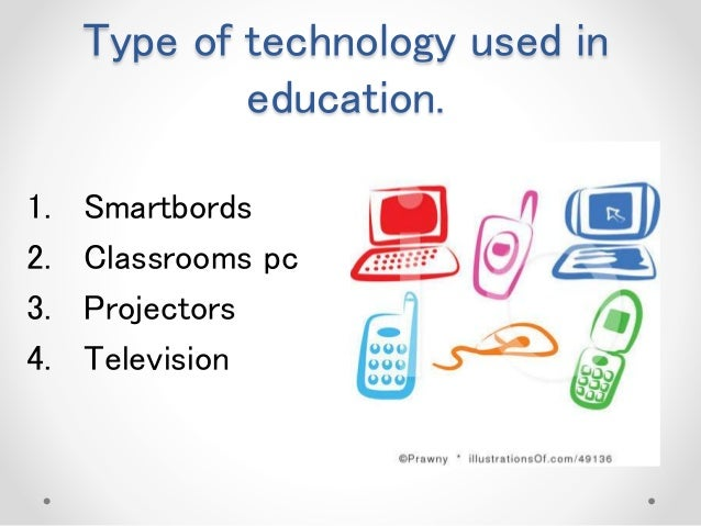 Help with an essay on how technology impacted my education?