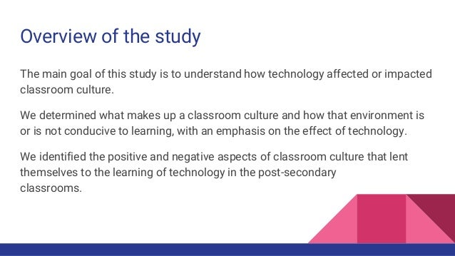 impact of technology on culture Prior research in the effect of culture on ict diffusion, as shown in table 1, table 2, mostly used survey research, case studies or field investigation involving limited numbers of subjectsto truly capture the impact of national culture on technology adoption, a study should include the entire population of a country.