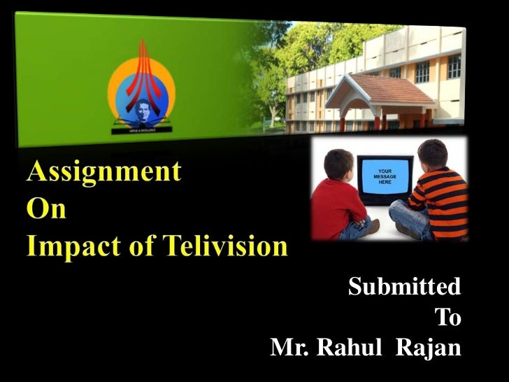 Submitted             ToMr. Rahul Rajan