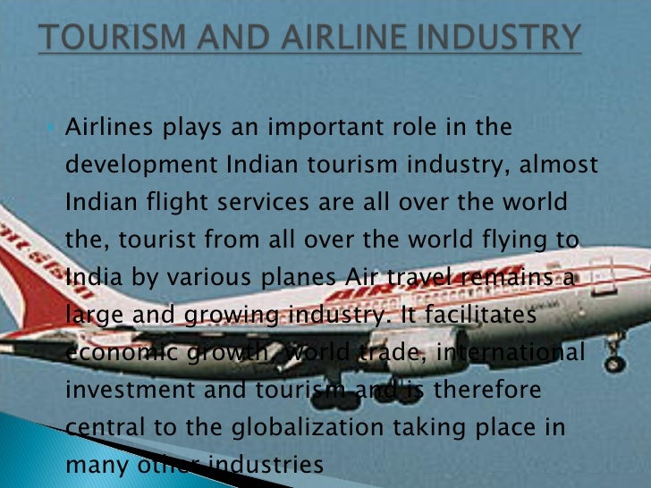 the great tourism industry globally