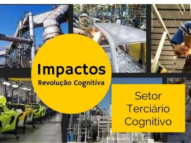SETOR TERCIÁRIO COGNITIVO ANALÓGICO X DIGITAL X