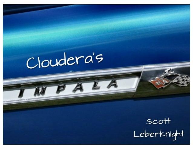 Cloudera Impala
