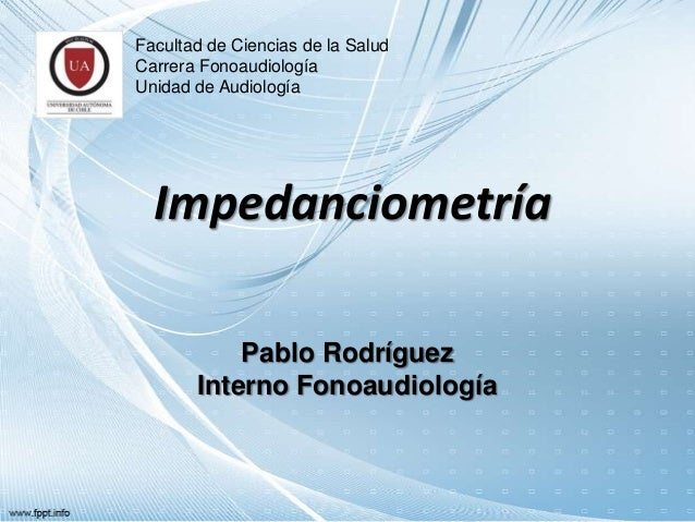 Impedanciometria
