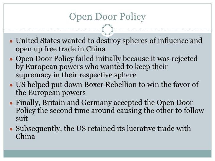 following policies essay