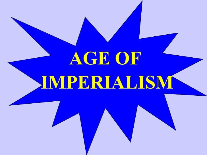 Imperialism Review PowerPoint