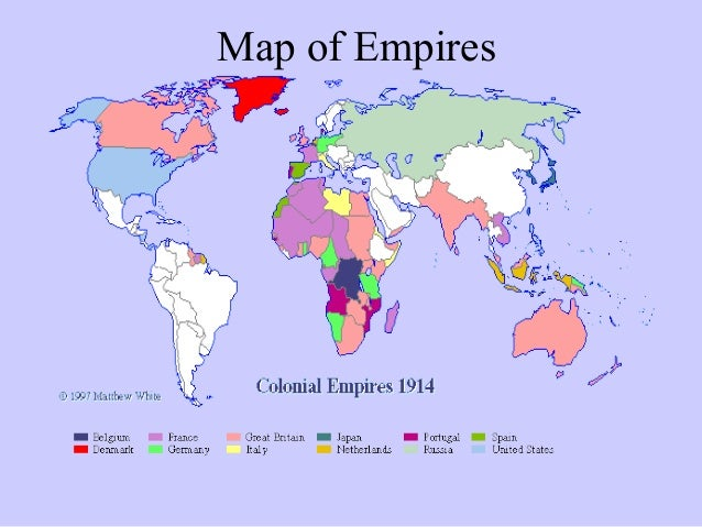the effects of decolonization on european powers The european colonization of africa brought racism, civil unrest, and insatiable  greed all of which have had lasting impacts on africa along with the power of.
