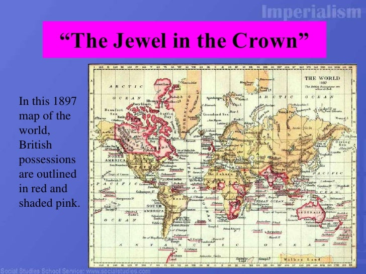 India Crown Jewel ―the Jewel in The Crown‖ in