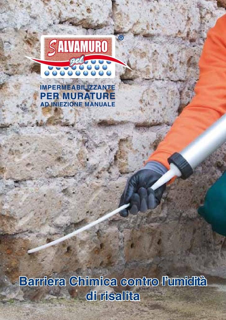 Impermeabilizzante per umidit di risalita - Contro l umidita in casa ...