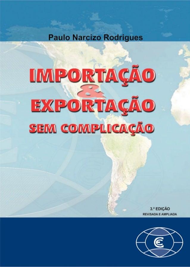 Importação & Exportação sem Complicação - 1  SUMÁRIO