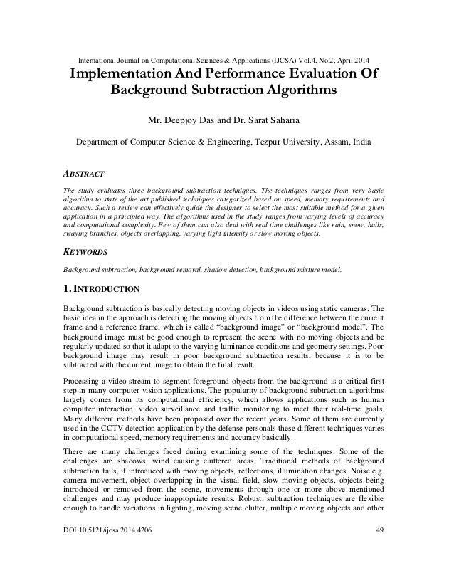 International Journal on Computational Sciences & Applications (IJCSA) Vol.4, No.2, April 2014 DOI:10.5121/ijcsa.2014.4206...