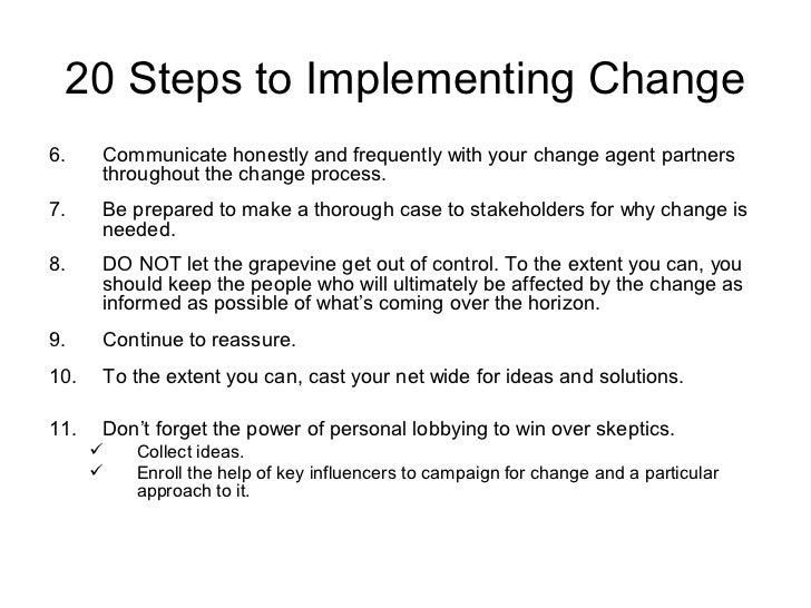 implementing a change The implementation of an electronic health record (ehr) is one of the most  significant cultural changes a health system can experience.
