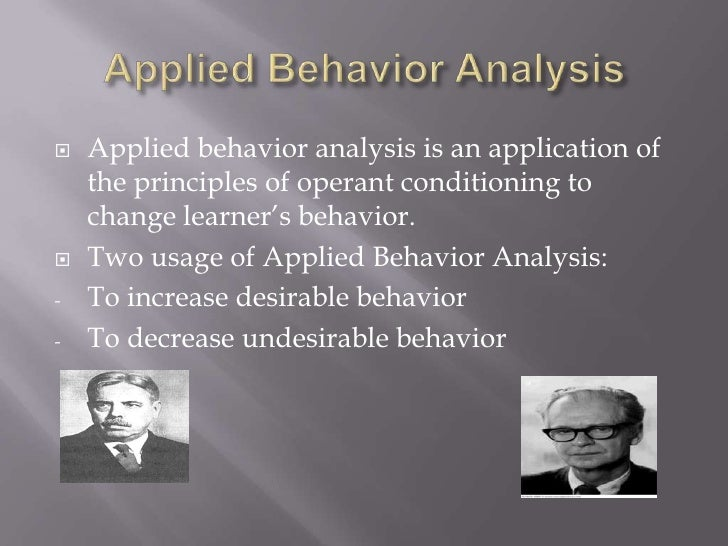 behaviorism and its implication in education Implication of behaviorism learning theory 1 type of learning environment that is based on ivan pavlov's classical conditioning it can be involved in both positive and negative experiences of children in school this type of learning happens when the children associate their learning experience with something that either make them feel pleasure or uncomfortable at school.