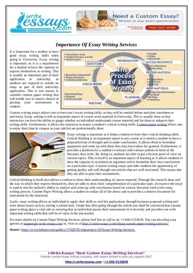 Law Essay-Writing Service