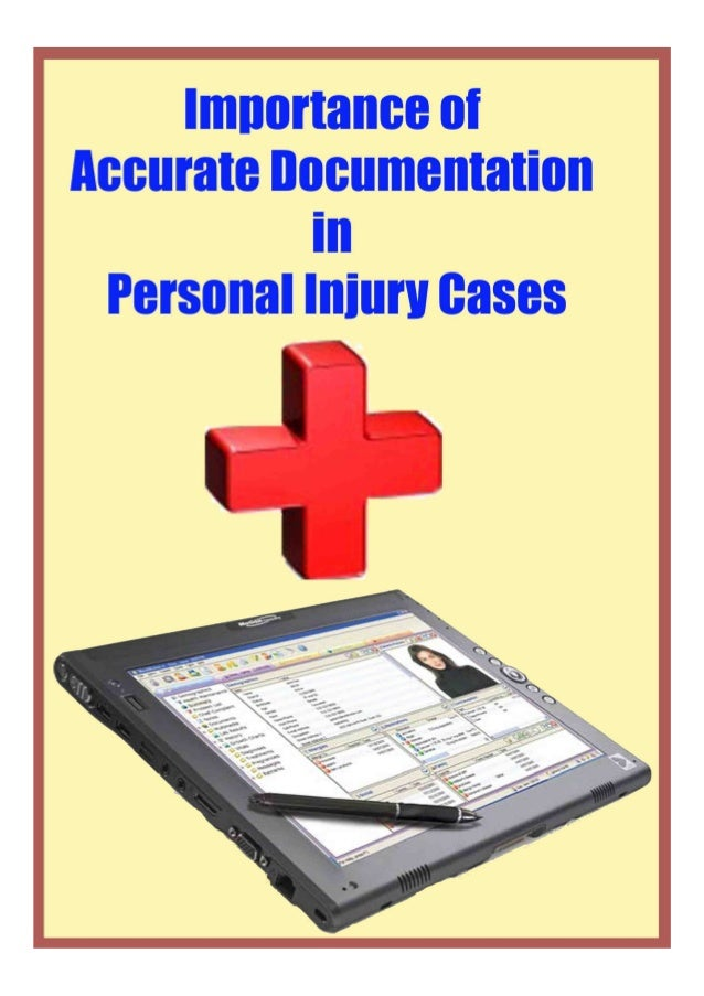 http://www.mosmedicalrecordreview.com/ 1-800-670-2809 Importance of Accurate Documentation in Personal Injury Cases Accura...