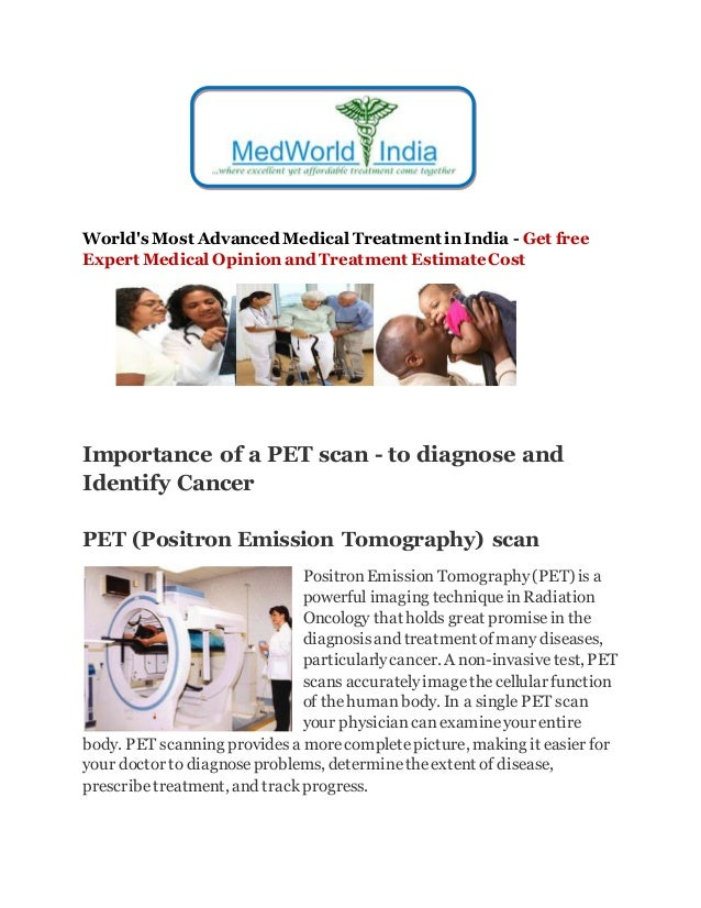 PET CT Scan Centres in India | Pet Scan Cost in India | Best Cancer Hospital in India