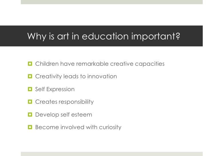 the importance of drawings in art Drawing is one of the most important activities you and your students can do drawing not only provides the basis for other creative activities – like painting, sculpture and printmaking – but it also provides a direct link with reading, writing and especially mathematics the connection between drawing and geometric shapes.