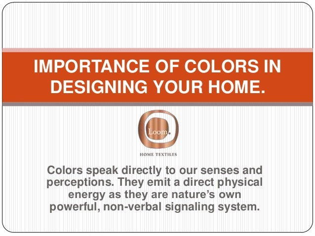 Colors speak directly to our senses and perceptions. They emit a direct physical energy as they are nature's own powerful,...