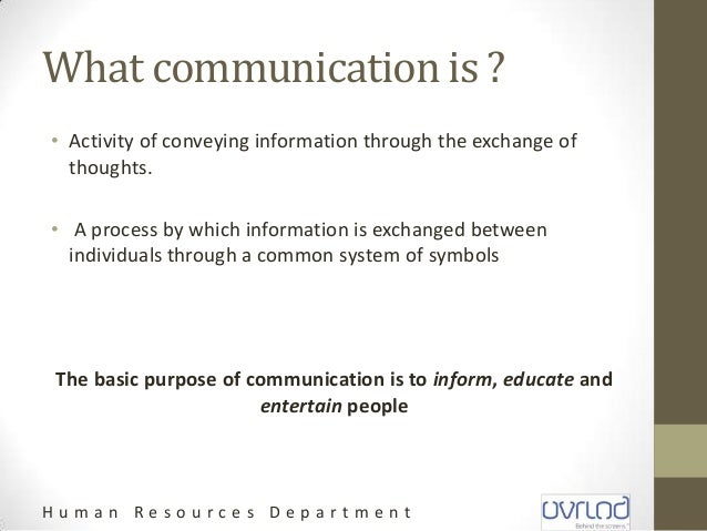 importance of communication in management essay Communication is a vital tool of management communication is not a one way what is the importance of office communication the importance of communication is.