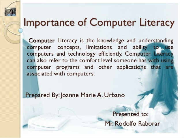 Importance of computers in our life essay