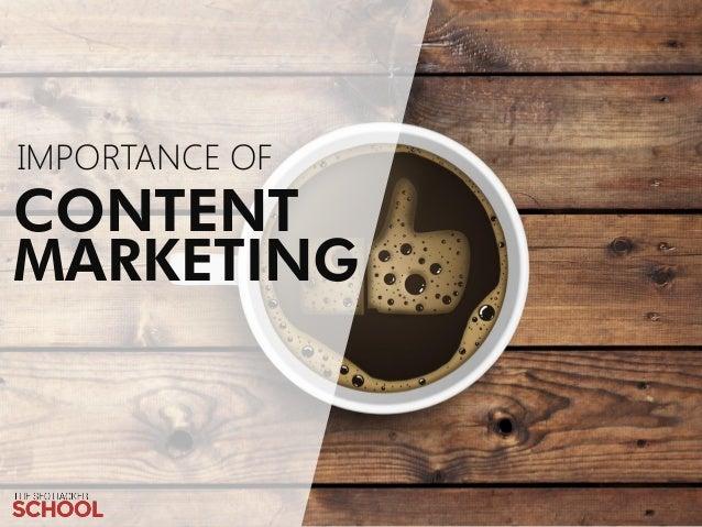 Importance of Content Marketing (public)